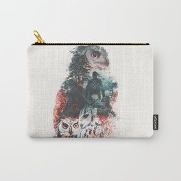 Not What They Seem Inspired by Twin Peaks Carry-All Pouch