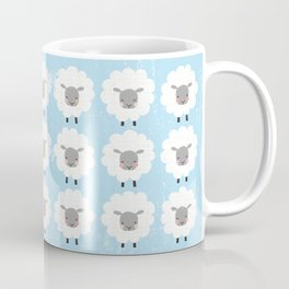 Be Ewe Coffee Mug