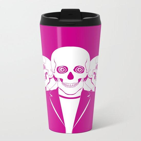 Dead Gang Metal Travel Mug