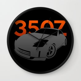 Nissan 350Z Wall Clock