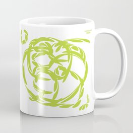 BRILLIANT GREEN: bank on your emotional intelligence Coffee Mug
