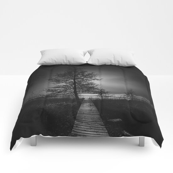 On the wrong side of the lake 9 Comforters