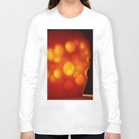cheese Long Sleeve T-shirts featuring Cheese by Andrii Turtsevych