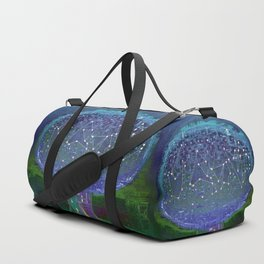 Stellar Tree Town Duffle Bag