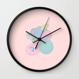 MokGori#07 Wall Clock