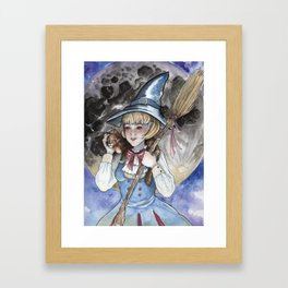 Witching Hour Framed Art Print