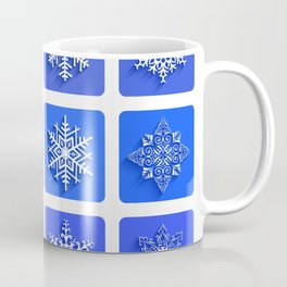 Snowflakes collection Coffee Mug