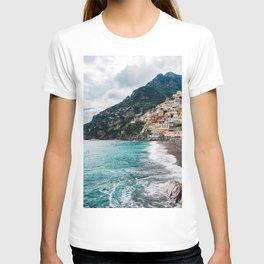 Rainy Positano XII T-shirt