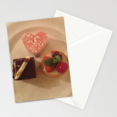 Deserts Stationery Cards