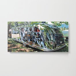Canvas Print Spartan Tree Shadow Metal Print