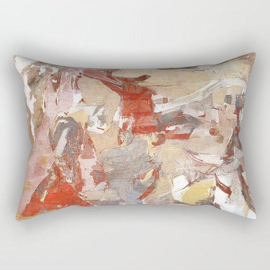 Cristoforo Colombo Rectangular Pillow