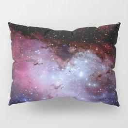 Eagle Nebula / pillars of creation Pillow Sham