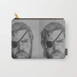 Punished Venom Snake - Metal Gear Solid V: The Phantom Pain Carry-All Pouch