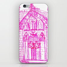 Building sketch iPhone & iPod Skin