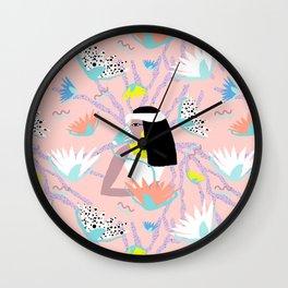 Nile No. 1 Wall Clock