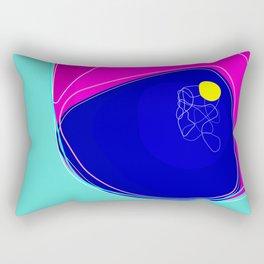 The Eye 02 Rectangular Pillow