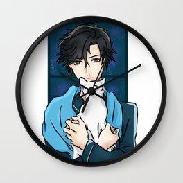 Mystic Messenger - Jumin Han (Elizabeth 3rd series) Wall Clock