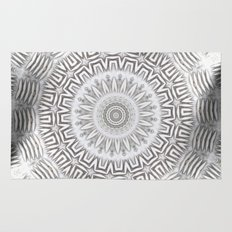 METAL Element Kaleido Pattern Rug