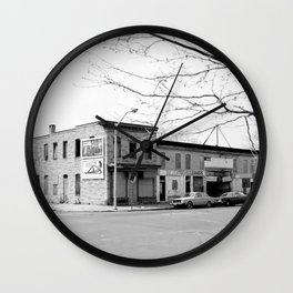 1401 Laurens Street, Baltimore Wall Clock