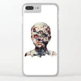 Boy Colour 3 Clear iPhone Case