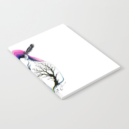 -Stadt Indianer- Notebook