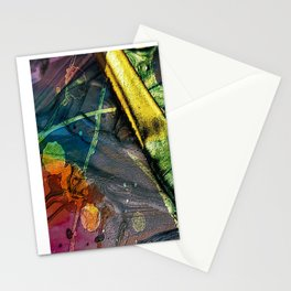 Inner Workings Of The Painted Mind Stationery Cards