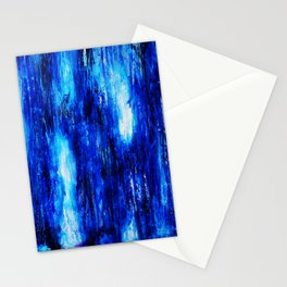 Winter Rain Stationery Cards