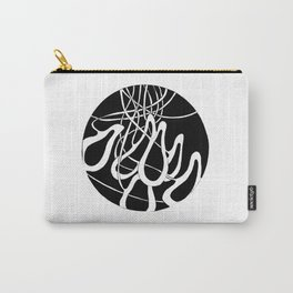 Three circles Carry-All Pouch