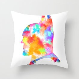 The Light Knight? Throw Pillow
