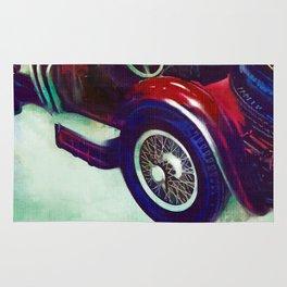 Classics Car XII Rug