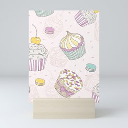 Sweets Galore! Mini Art Print