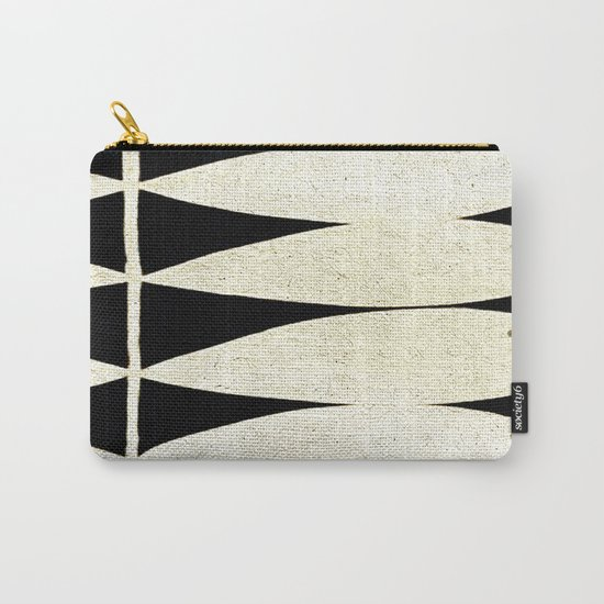 Simple Fish Carry-All Pouch
