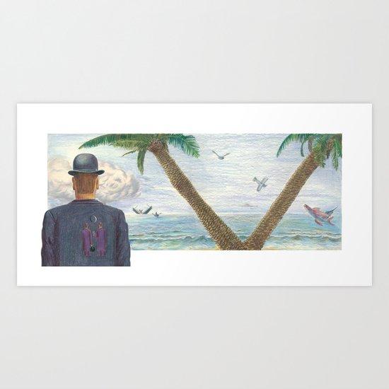 """""""Ten To Two, Mr. M!"""" Art Print"""
