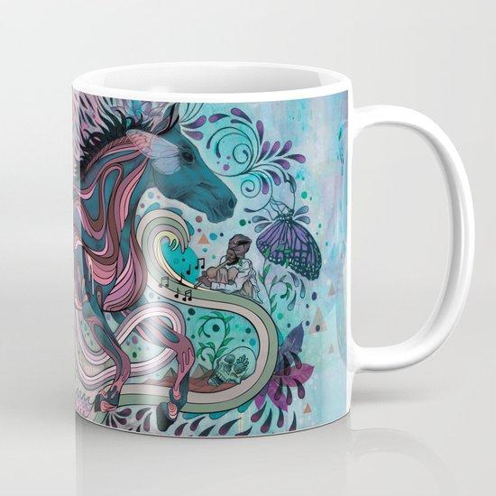 Poetry in Motion Coffee Mug