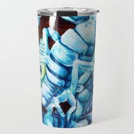 Escher's Scorpion Travel Mug