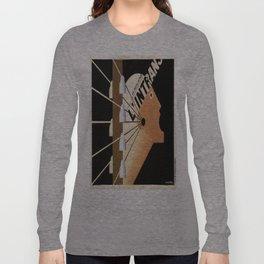 Vintage poster - L'Intrans Long Sleeve T-shirt