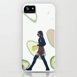 We Wore Avocados iPhone Case