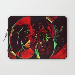 Water Tower Abstract no.10 Laptop Sleeve