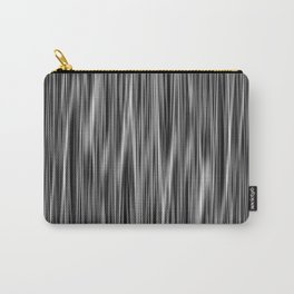 Ambient 6 in Grayscale Carry-All Pouch