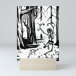 Sleeping Beauty, Fantasías Macabras Mini Art Print