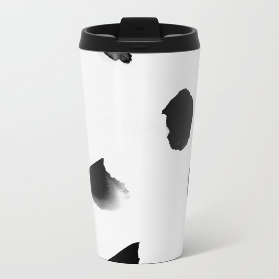 AJ01 Metal Travel Mug