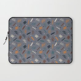 Party Protein on Light Grey Laptop Sleeve