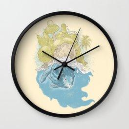 Singapura Wall Clock
