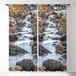 Scottish Falls Blackout Curtain
