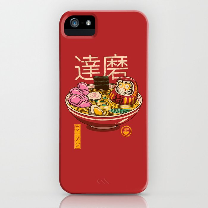 Zen Ramen iPhone Case