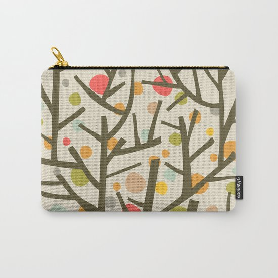 """The """"I love you"""" tree Carry-All Pouch"""