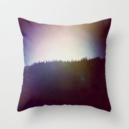 Planet Throw Pillow