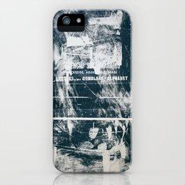 cmplt iPhone Case