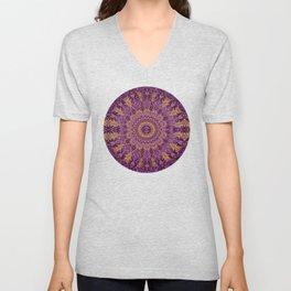 Mandala Echo Unisex V-Neck