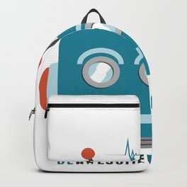 Be Awesome Digital Backpack
